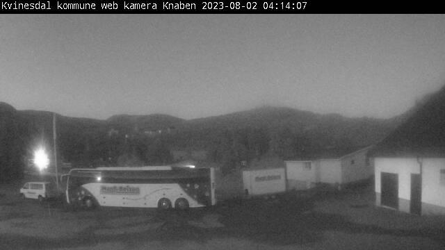 Webcam Knaben, Kvinesdal, Vest-Agder, Norwegen